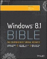 bokomslag Windows 8.1 Bible