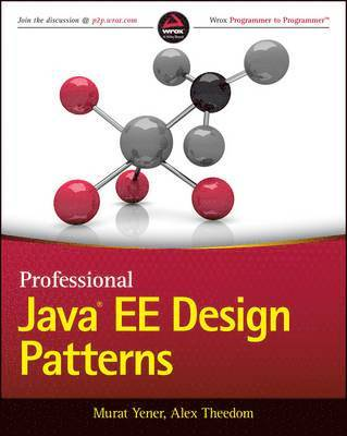 bokomslag Professional Java EE Design Patterns