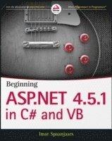 bokomslag Beginning ASP.NET 4.5.1: In C# and Vb