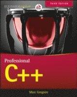 bokomslag Professional C++