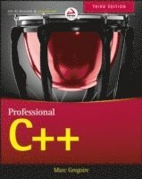 bokomslag Professional C++, Third Edition