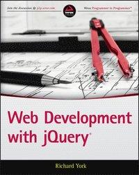 bokomslag Web Development with jQuery