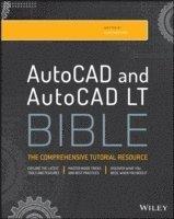 bokomslag AutoCAD 2015 and AutoCAD LT 2015 Bible