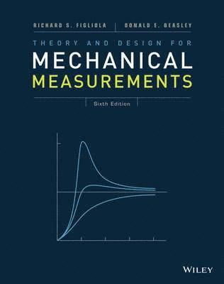 bokomslag Theory and Design for Mechanical Measurements