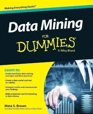 bokomslag Data Mining For Dummies