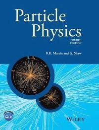 bokomslag Particle Physics