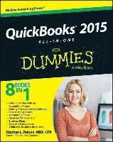 bokomslag QuickBooks 2015 All-In-One for Dummies