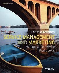 bokomslag Service Management and Marketing