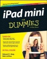 bokomslag iPad mini For Dummies