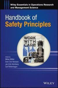 bokomslag Handbook of Safety Principles