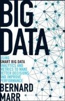 bokomslag Big Data: Using SMART Big Data, Analytics and Metrics To Make Better Decisions and Improve Performance