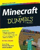 bokomslag Minecraft For Dummies