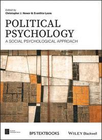 bokomslag Political Psychology
