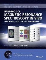 bokomslag Handbook of Magnetic Resonance Spectroscopy In Vivo