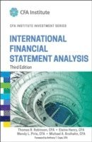 bokomslag International Financial Statement Analysis, Third Edition (CFA Institute In