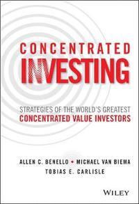 bokomslag Concentrated Investing