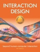 bokomslag Interaction Design: Beyond Human-Computer Interaction, 4th Edition
