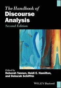 bokomslag The Handbook of Discourse Analysis