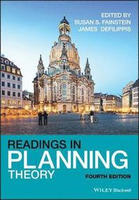 bokomslag Readings in Planning Theory, 4th Edition