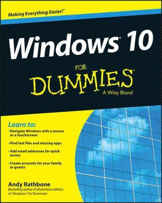 bokomslag Windows 10 For Dummies