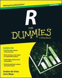 bokomslag R For Dummies