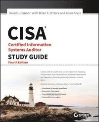 bokomslag CISA Certified Information Systems Auditor Study Guide