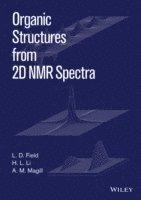bokomslag Organic Structures from 2D NMR Spectra, Set