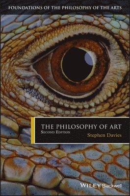bokomslag The Philosophy of Art