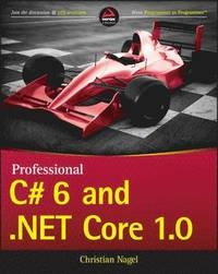 bokomslag Professional C#6 and .NET core 1.0