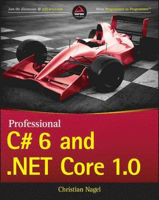 bokomslag Professional C#6 and .NET core 1.0