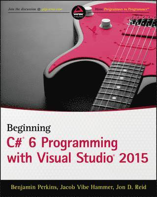 bokomslag Beginning C# 6 Programming with Visual Studio 2015