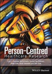 bokomslag Person-Centred Healthcare Research
