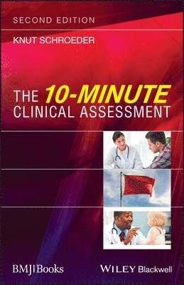 bokomslag 10-minute clinical assessment 2e