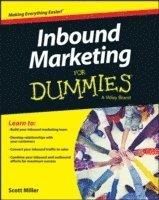 bokomslag Inbound Marketing For Dummies