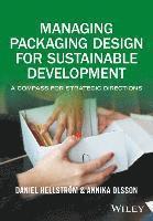 bokomslag Managing Packaging Design for Sustainable Development