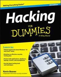bokomslag Hacking For Dummies