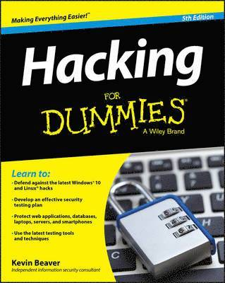 bokomslag Hacking For Dummies