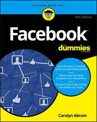 bokomslag Facebook for Dummies, 6th Edition
