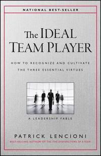 bokomslag The Ideal Team Player