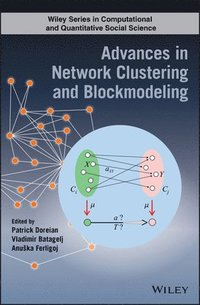 bokomslag Advances in Network Clustering and Blockmodeling
