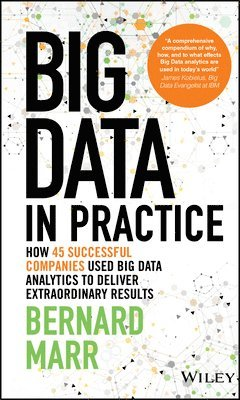 bokomslag Big Data in Practice (Use Cases) - How 45         Successful Companies Used Big Data Analytics to   Deliver Extraordinary Results