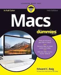 bokomslag Macs For Dummies