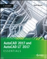 bokomslag AutoCAD 2017 and AutoCAD LT 2017 Essentials