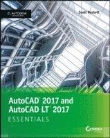 bokomslag AutoCAD 2017 and AutoCAD LT 2017 Essentials