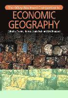 bokomslag The Wiley-Blackwell Companion to Economic Geography