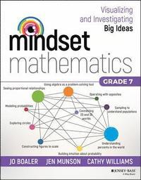 bokomslag Mindset Mathematics: Visualizing and Investigating Big Ideas, Grade 7