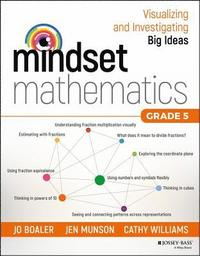 bokomslag Mindset Mathematics