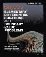 bokomslag Elementary Differential Equations and Boundary Value Problems, 11th Edition