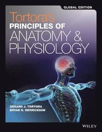 bokomslag Tortora's Principles of Anatomy and Physiology Set 15e Global Edition