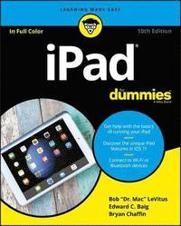 bokomslag iPad For Dummies